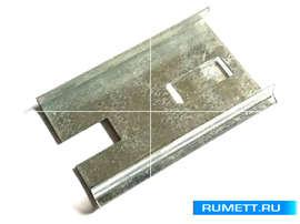 Удлинитель усиленного кронштейна 150 мм