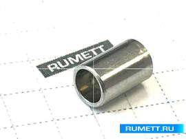 Втулка распорная 6,5х5,1х10 нержавеющая сталь