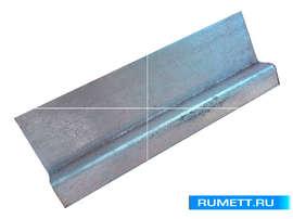 Промежуточный Z-образный профиль 40 мм толщина 1 мм