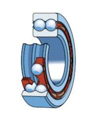 Шарикоподшипники радиальные сферические двухрядные (ШПРС) типа 1000