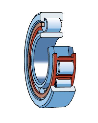 Роликоподшипники радиальные однорядные (РПР) тип 32000