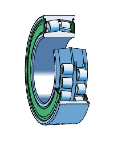 Роликоподшипники радиальные сферические двухрядные (РПРС) типа 3000