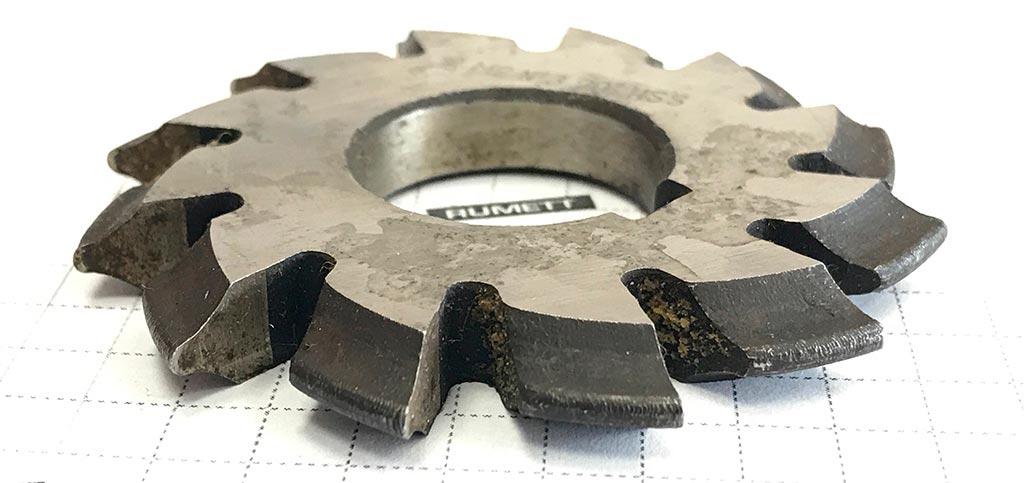 Зуборезная модульная фреза ОСТ 2.И41-14-87 (ГОСТ 10996-64)